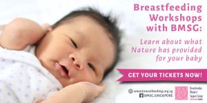 *New* Breastfeeding 101: Workshop for Expectant Parents @ Training Room, SCWO Centre | Singapore | Singapore