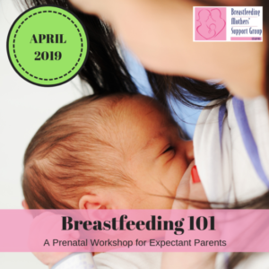 April 2019 Intake: Breastfeeding 101 @ Singapore Council of Women's Organization | Singapore | Singapore