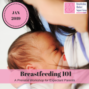 Jan 2019 Intake: Breastfeeding 101 @ Singapore Council of Women's Organization | Singapore | Singapore