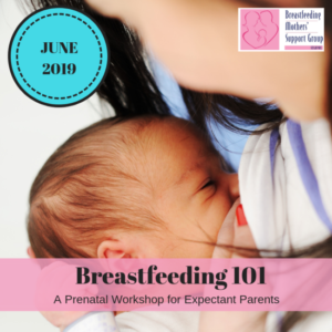 June 2019 Intake: Breastfeeding 101 @ Singapore Council of Women's Organization | Singapore | Singapore