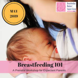 May 2019 Intake: Breastfeeding 101 @ Singapore Council of Women's Organization | Singapore | Singapore