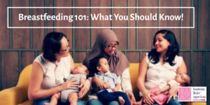 Jun 2017 Intake for Breastfeeding 101: Workshop for Expectant Parents @ Singapore Council of Women's Organization | Singapore | SG