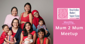 Free! BMSG Nov Mum 2 Mum Meet up @ SCWO Centre, #02-04 | Singapore | Singapore