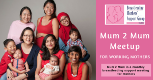 BMSG May 2019 M2M for Working Mothers (Weekend @ SCWO) @ SCWO | Singapore | Singapore