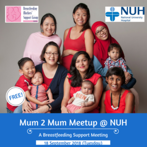 BMSG x NUH M2M Meetup 18 Sept 2018 @ National University Hospital Tower Block | Singapore | Singapore