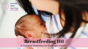 May 2018 Intake: Breastfeeding 101 @ SCWO | Singapore | Singapore