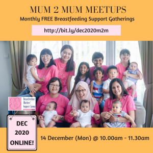 BMSG DEC 2020 M2M for Working Mothers (Weekday) - ONLINE @ Online | Singapore
